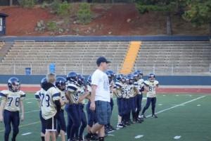 Alec Sarner JR Miner Coach